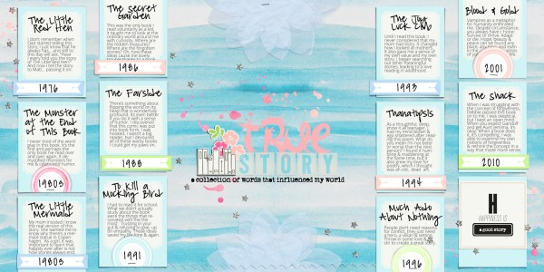 Ideas for Scrapbook Page Storytelling with a Timeline | Carrie Arick | Get It Scrapped