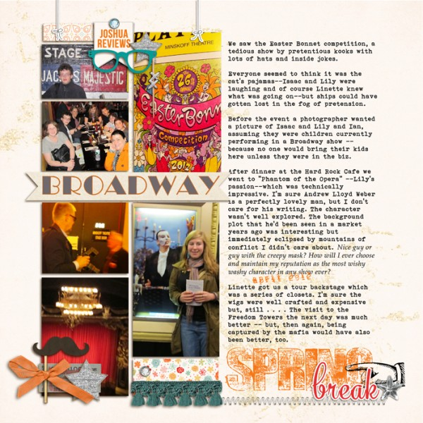 7 Ways to Make Meaning-Rich Events Scrapbook Pages | Debbie Hodge | Get It Scrapped