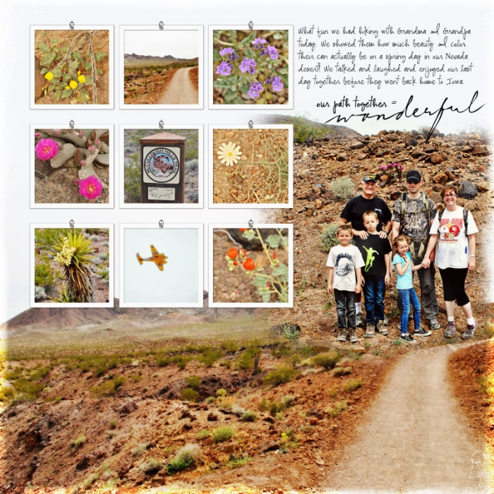 Visual Storytelling on Scrapbook Pages with Character, Setting and Plot | Summer Christiansen | Get It Scrapped