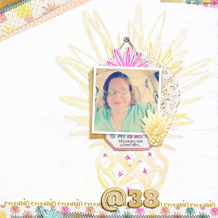 Get Inspired by Stand-Out Product for Your Next Scrapbook Page | Carrie Arick | Get It Scrapped