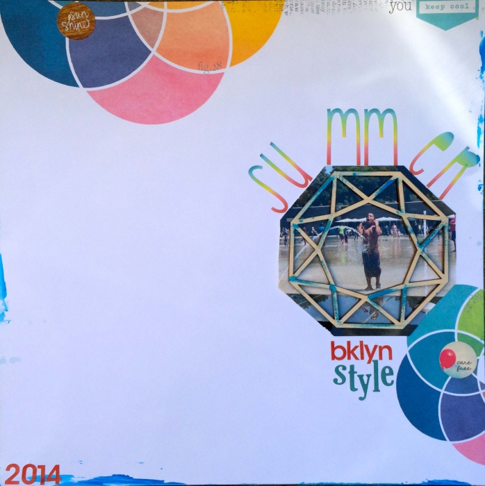Get Inspired by Stand-Out Product for Your Next Scrapbook Page | Rosann Santos-Elliott | Get It Scrapped