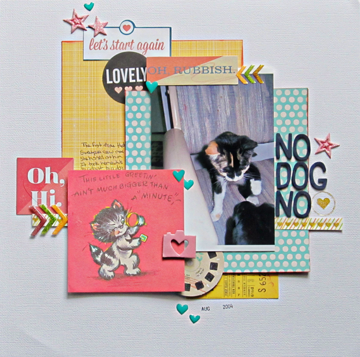 Ideas for Scrapbooking with Art in the Public Domain | Christy Strickler | Get It Scrapped