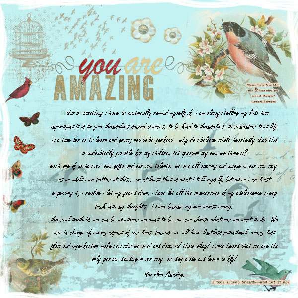 Ideas for Scrapbook Page Storytelling with a Curated Natural History Style | Summer Christiansen | Get It Scrapped