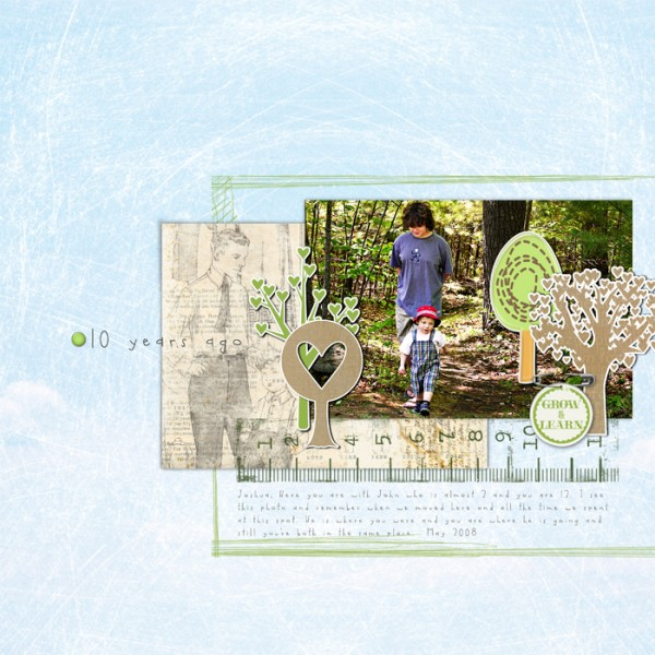 Scrapbooking Lets Me Both Hold On and Move Forward | Get It Scrapped
