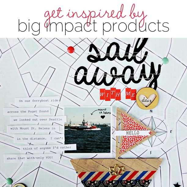 Get Inspired by Stand-Out Product for Your Next Scrapbook Page | Get It Scrapped