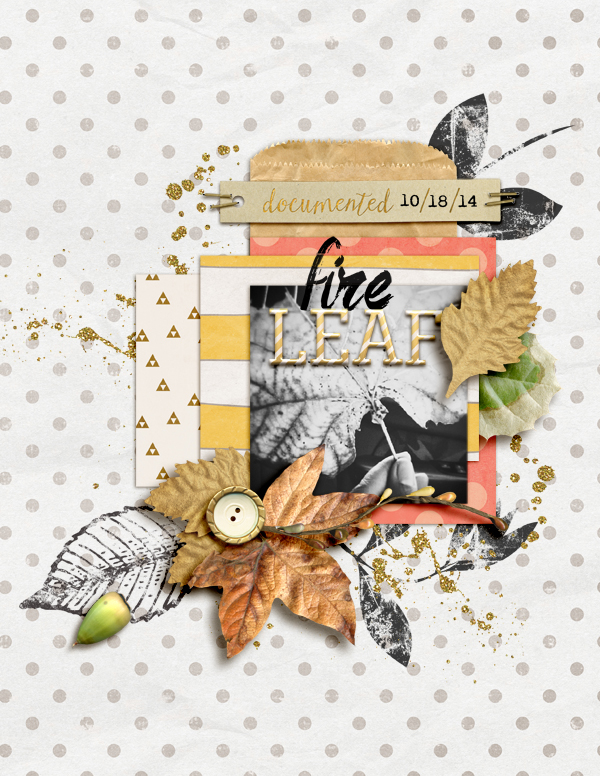 Scrapbook Page Storytelling When Setting is Key  Amy Kingsford   Get It Scrapped