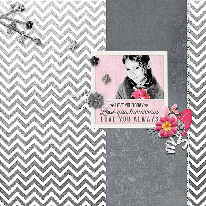 Scrapbooking Ideas for Embellishing with Clusters | Deborah Wagner| Get It Scrapped