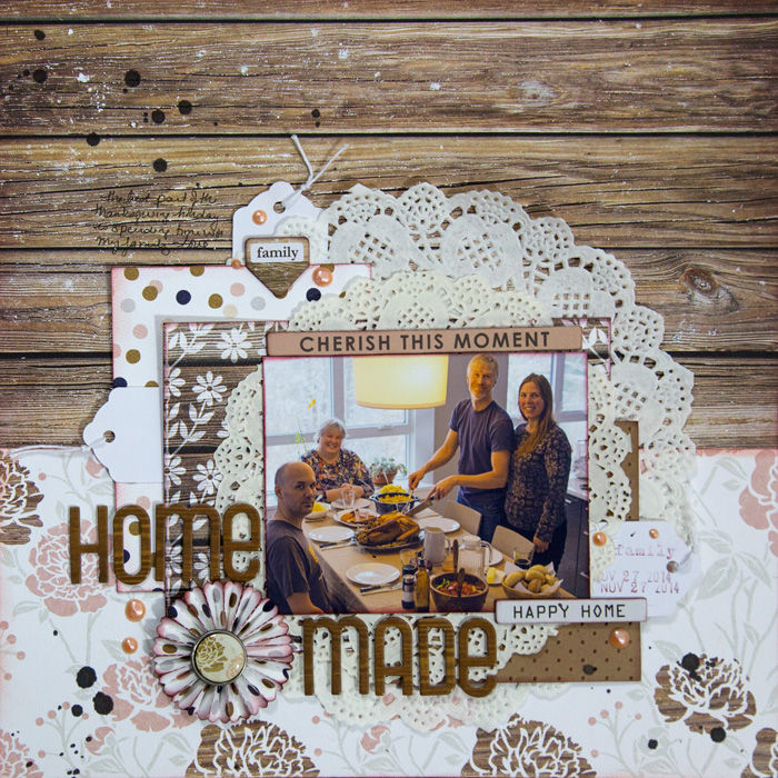 Scrapbook Page Sketch and Template #99| Gretchen Henninger| Get It Scrapped