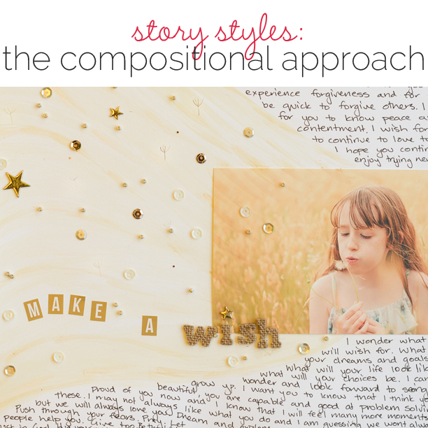 "The ""Compositional"" Story Style 