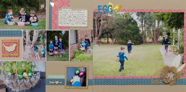 Scrapbooking Ideas for Telling Stories about Easter & Passover | Kristy T | Get It Scrapped