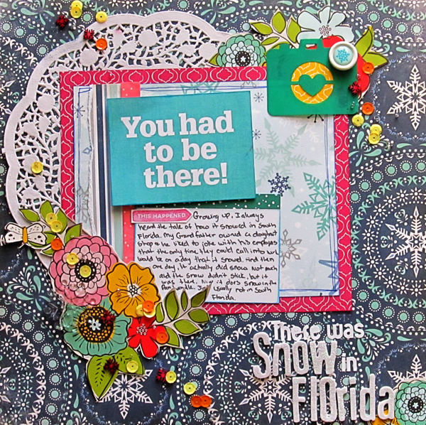 Start Your Next Scrapbook Page Here | Page Prompts No. 6 | Christy Strickler | Get It Scrapped
