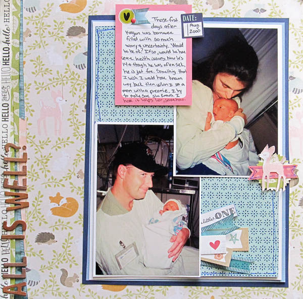 Scrapbooking Ideas for Visual Storytelling with the Reflective Story Style | Christy Strickler | Get It Scrapped