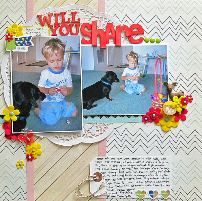 Ideas for Scrapbook Page Titles that Come From Journaling | Christy Strickler | Get It Scrapped