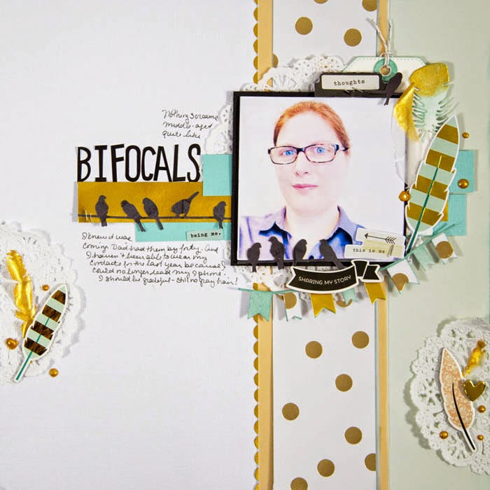 Ideas for Scrapbook Page Titles that Come From Journaling | Gretchen Henninger | Get It Scrapped
