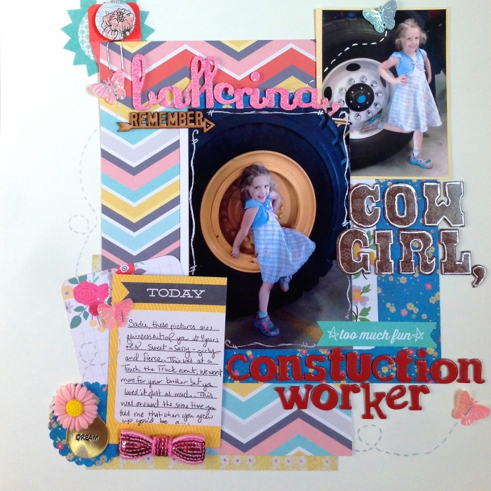 Ideas for Scrapbook Page Titles that Come From Journaling | Judean Patten-Clark | Get It Scrapped