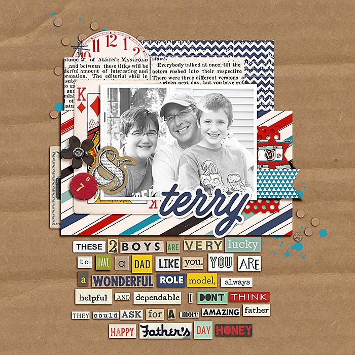 Scrapbooking Ideas for Adding Pizzazz to Your Journaling  | Celeste Smith | Get It Scrapped