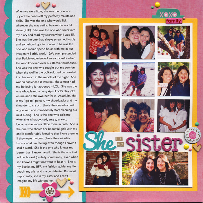 Ideas for Scrapbook Page Titles that Come From Journaling | Jett Hampton | Get It Scrapped