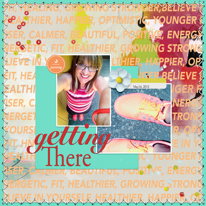 Scrapbooking Ideas for Adding Pizzazz to Your Journaling  | Karen Poirier-Brode | Get It Scrapped