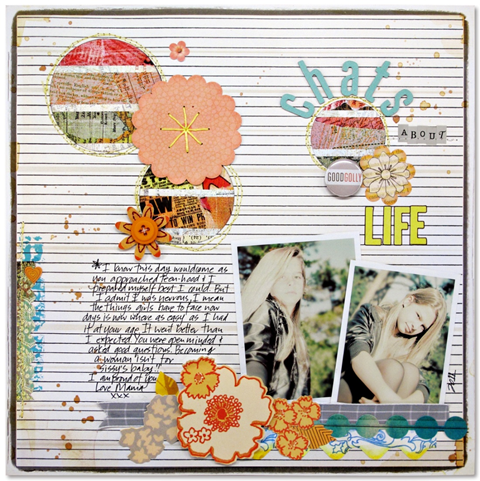 3 Ways Kim Watson Uses Everyday Photos to Ponder the Big Stuff on Scrapbook Pages | Get It Scrapped