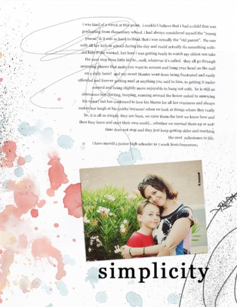 Speed up your Scrapbooking With Titlework and Embellishing Shortcuts | Summer Christiansen | Get It Scrapped
