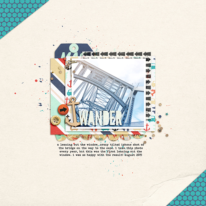 6 Scrapbookers Share Their Go-To Designs for Speeding Up Their Process | Celeste Smith | Get It Scrapped