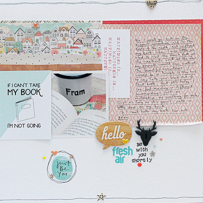6 Scrapbookers Share Their Go-To Designs for Speeding Up Their Process | Sian Fair | Get It Scrapped