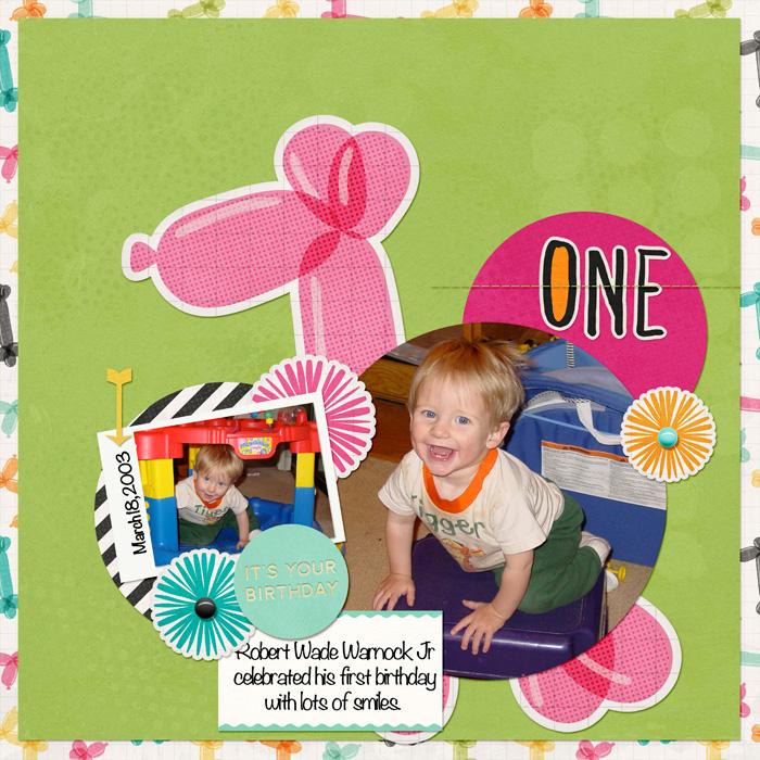 Scrapbook Page Sketch and Layered Template #105 | Jennifer Kellogg |Get It Scrapped