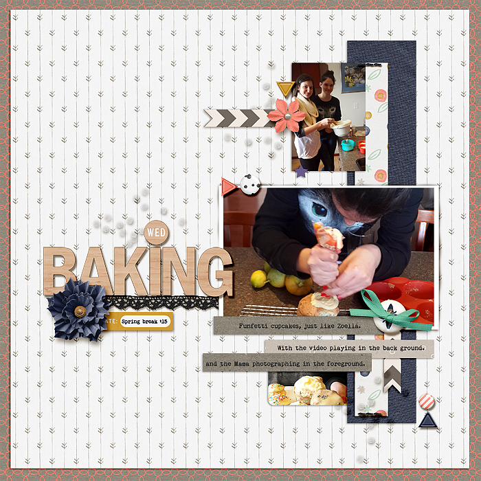 6 Scrapookers Tell You How They Found Their Mojo to Scrapbook The Pages Here | Stefanie Semple | Get It Scrapped