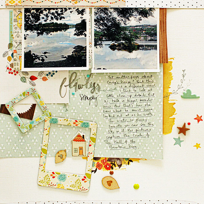 Ideas for Scrapbook Page Storytelling with Photos You Didn't Take | Sian Fair | Get It Scrapped