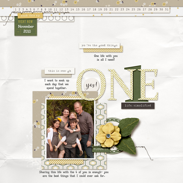Scrapbook Page Ideas Inspired by Trendy Logo Designs |Kelly Prang| Get It Scrapped