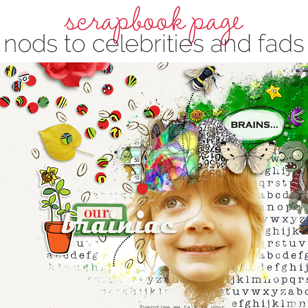 """Video Blog   Ideas for Including Trendy """"Easter Eggs"""" into Your Scrapbook Page Storytelling   Get It Scrapped"""