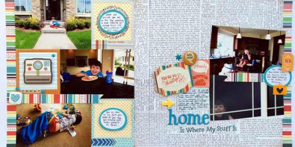 More Room for Journaling on Your Scrapbook Pages | Devra Hunt | Get It Scrapped