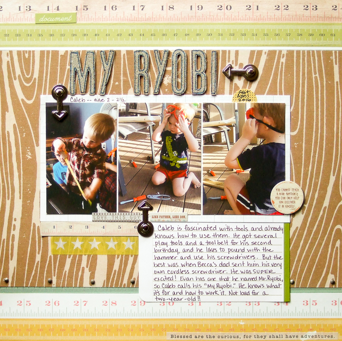 Scrapbooking With Intention | Marcia Fortunato | Get It Scrapped