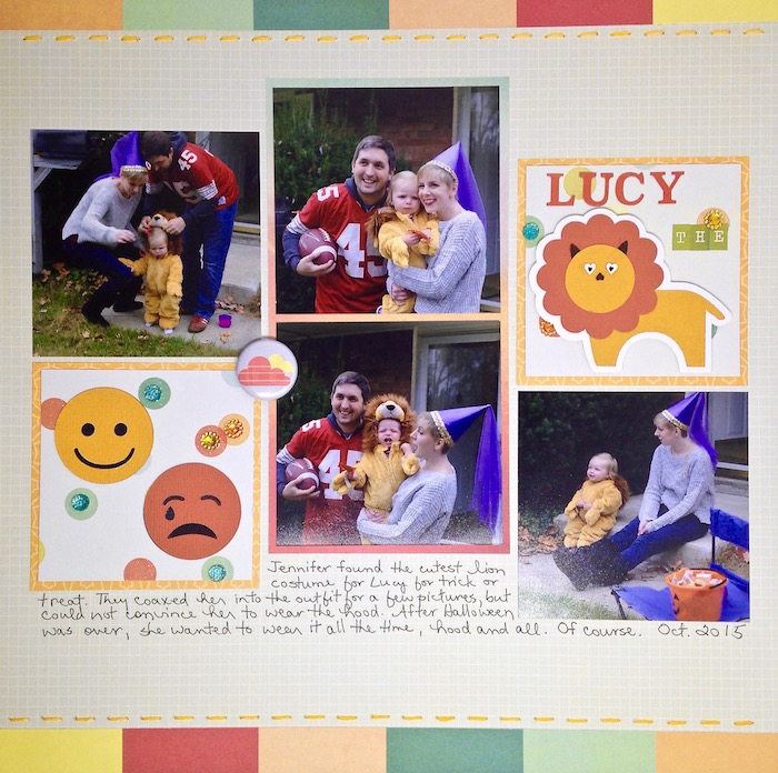 Scrapbooking With Intention | Sue Althouse | Get It Scrapped