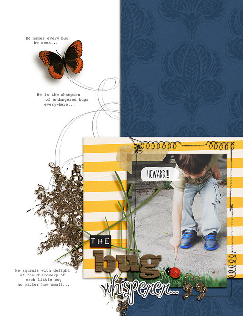 Scrapbooking Photos Whose Story is In The Details | Amy Kingsford | Get It Scrapped