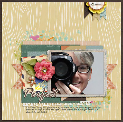 Drop Shadow Tips and Tricks for Your Digital Scrapbook Pages | Celeste Smith | Get It Scrapped