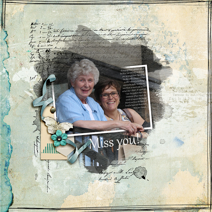 Drop Shadow Tips and Tricks for Your Digital Scrapbook Pages | Ronnie Crowley | Get It Scrapped