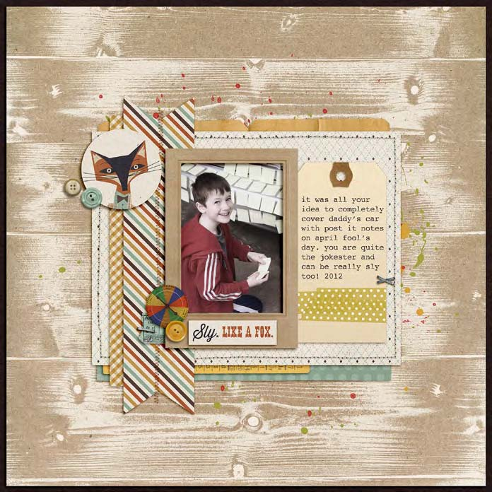 Unexpected Scrapbook Page Choices That Charm and Delight   Celeste Smith   Get It Scrapped