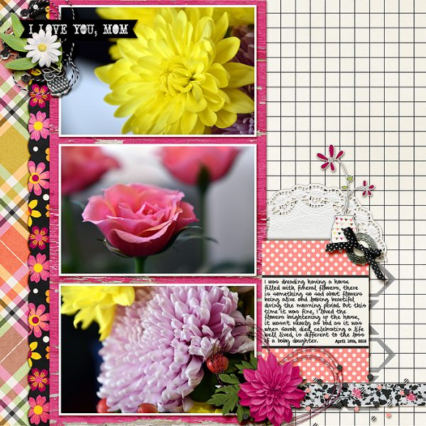 Scrapbooking Photos Whose Story is In The Details | Stefanie Semple | Get It Scrapped