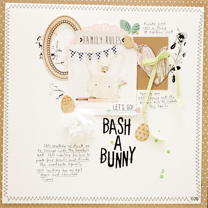 Unexpected Scrapbook Page Choices That Charm and Delight   Sian Fair   Get It Scrapped