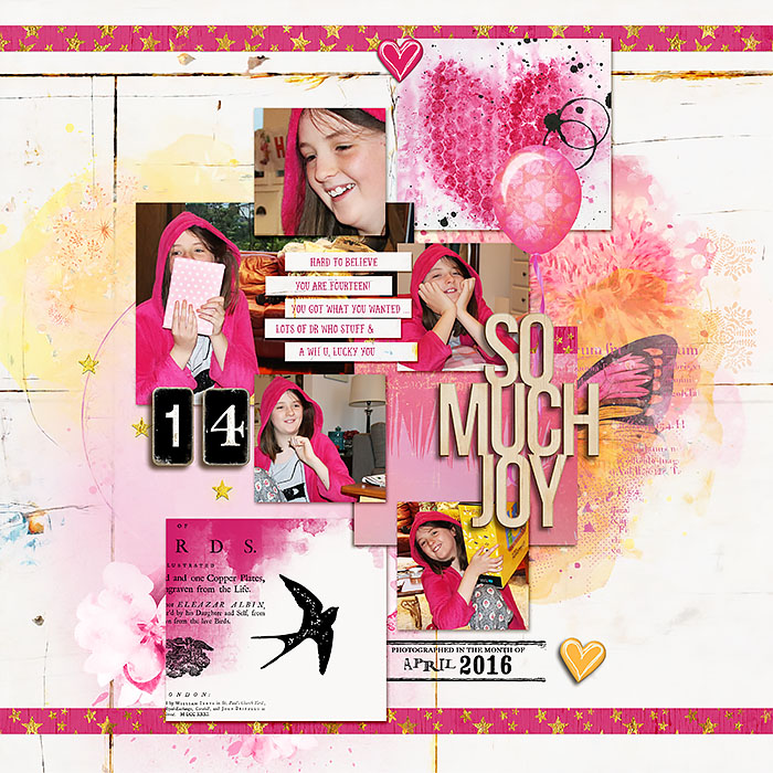 Scrapbook Page Sketch and Template #114   Lynn Grieveson   Get It Scrapped