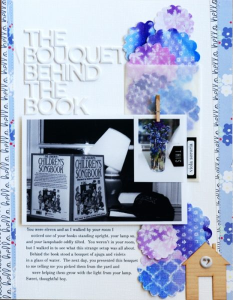 Scrapbooking Ideas for Using Crayons on Your Scrapbook Pages | Betsy Sammarco | Get It Scrapped