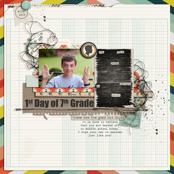 Scrapbook Page Storytelling with Cross-Out Poems | Kelly Prang | Get It Scrapped