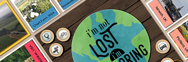 Scrapbook Page Design Choices Inspired by Board Games