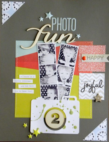 6 Design Solutions for Getting More Photos on Your Pages | Amy Kingsford | Get It Scrapped