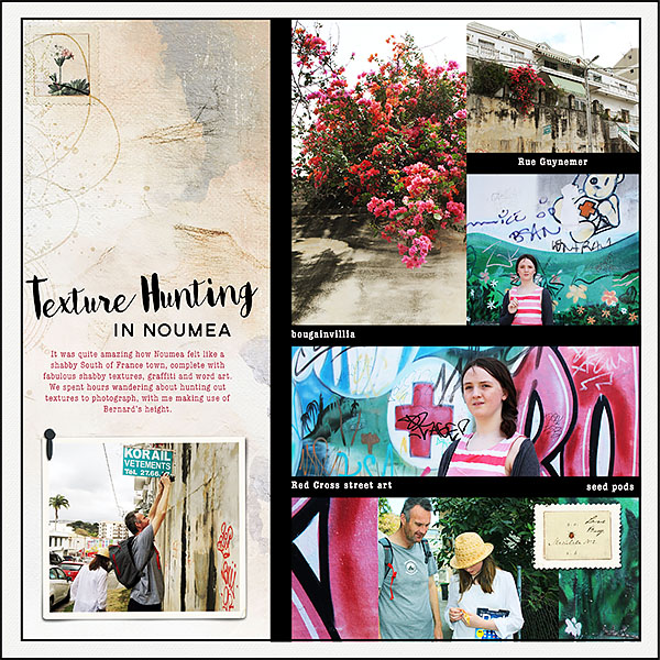 "Ideas for Scrapbook Page Storytelling with a ""Photo Journalist"" Style 