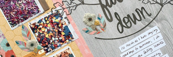 Scrapbook Ideas for Using Patterned Papers to Strengthen Your Design