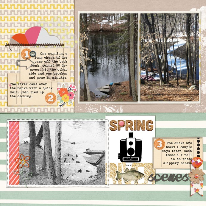 Scrapbook Page Starter: Use a Story-First Approach | Debbie Hodge | Get It Scrapped