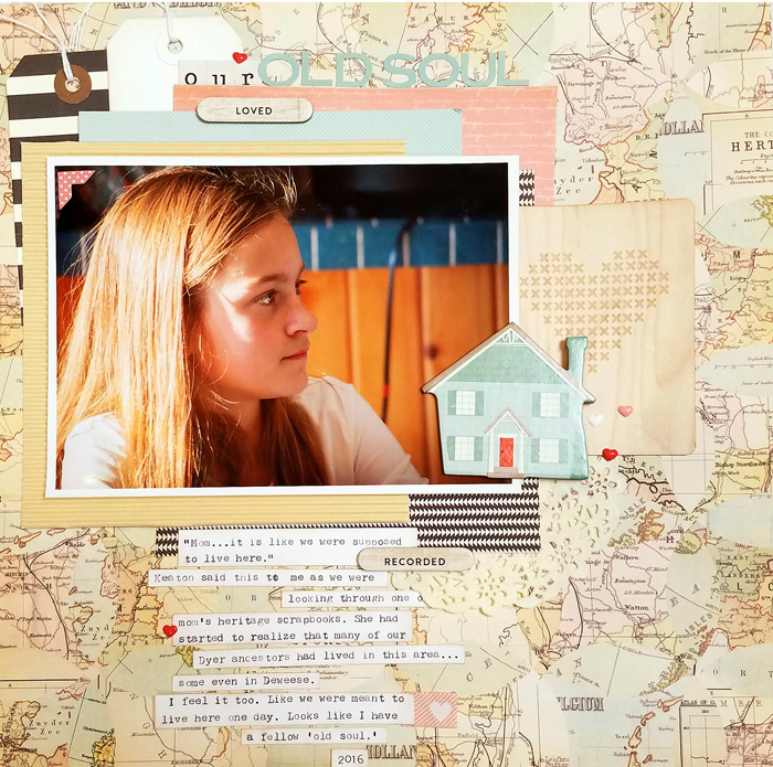 Scrapbook Page Starter: Use a Story-First Approach   Nicole Mackin   Get It Scrapped