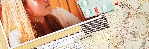 Scrapbook Page Starter: Use a Story-First Approach | Page Guide No. 6